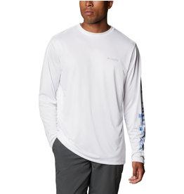 Columbia Sportswear Terminal Tackle PFG Sleeve LS Shirt