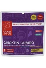 Good To-Go Chicken Gumbo 2P