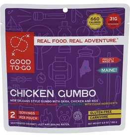 Good To-Go Chicken Gumbo 2P