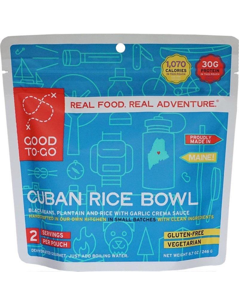 Good To-Go Cuban Rice Bowl 2P