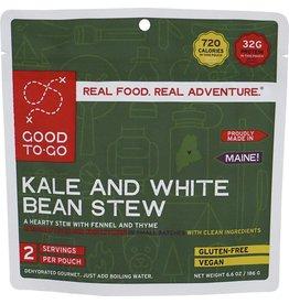 Good To-Go Kale and White Bean Stew 2P