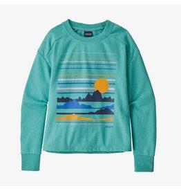 Patagonia Girls' LW Crew Sweatshirt