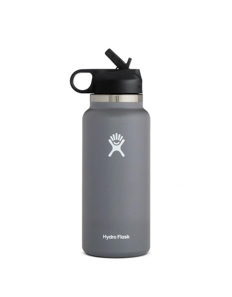 Hydro Flask 32 oz. Wide Mouth Flex Straw Lid