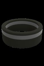 QALO Pinstripe Ring Mn