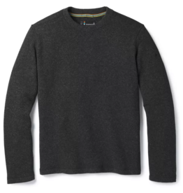 Smartwool Mens Hudson Trail Fleece Crew Sweater