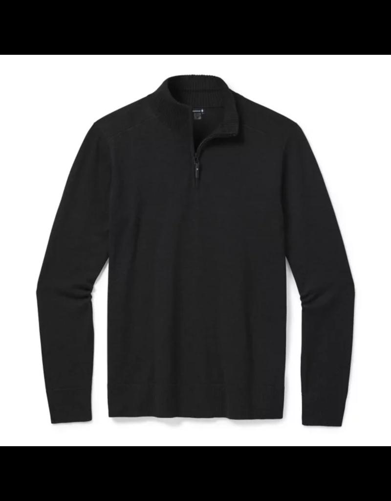 Smartwool Mens Sparwood Half Zip Sweater