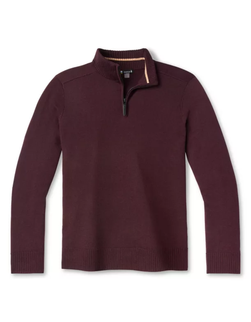 Smartwool Mn Sparwood Half Zip Sweater
