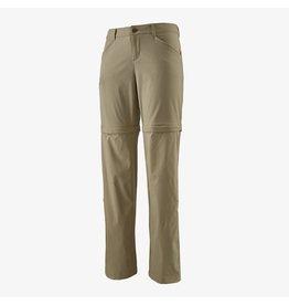 Patagonia W's Quandary Convertible Pants - Reg