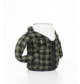 Puffin Coolers Flannel