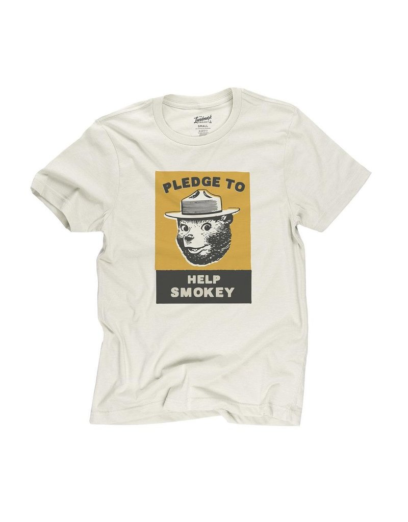 Landmark Project Smokey Pledge SS Shirt