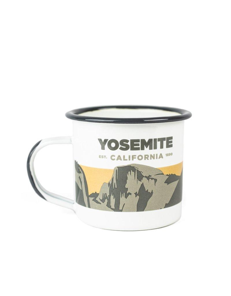 Landmark Project Yosemite Enamelware Camp Mug