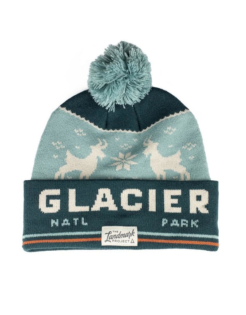 Landmark Project Glacier NPS Beanie