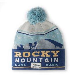 Landmark Project Rocky Mountains NPS Beanie