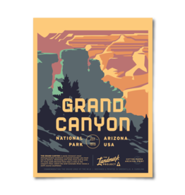 Landmark Project Grand Canyon National Park South Rim Poster