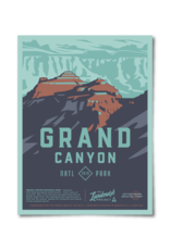 Landmark Project Grand Canyon National Park North Rim Poster