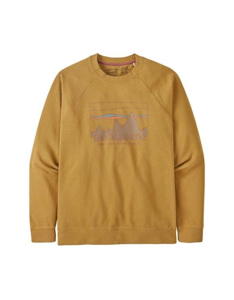 Patagonia M's '73 Skyline Organic Crew Sweatshirt