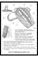 Axe & Utlity Bag | Field Tan