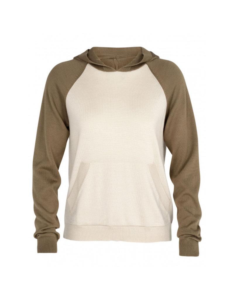 Icebreaker Women Utility Explore Hooded Pullover Sweater