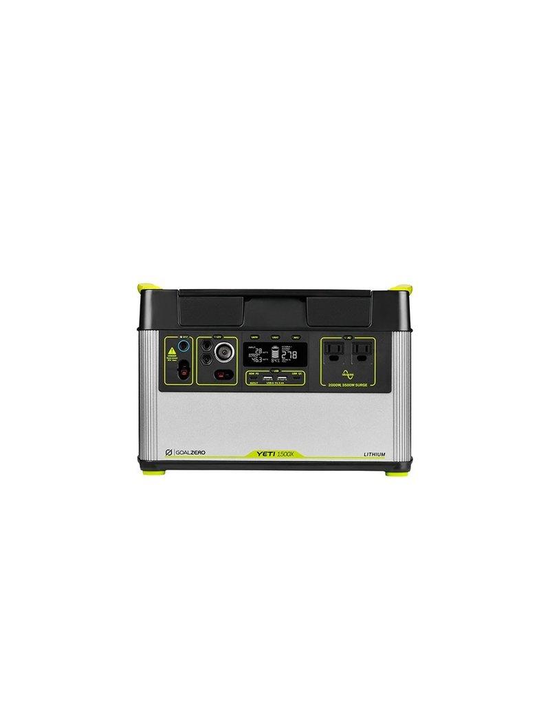 Goal Zero YETI 1500X 120V