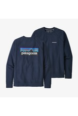 Patagonia M's P-6 Logo Organic Crew Sweatshirt