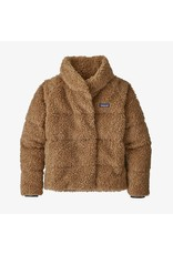 Patagonia W's Recycled High Pile Fleece Down Jkt