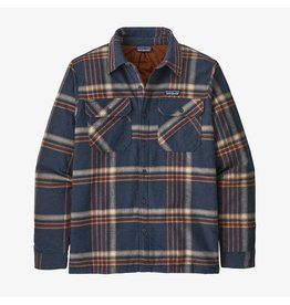 Patagonia M's Insulated Organic Cotton MW Fjord Flannel Shirt