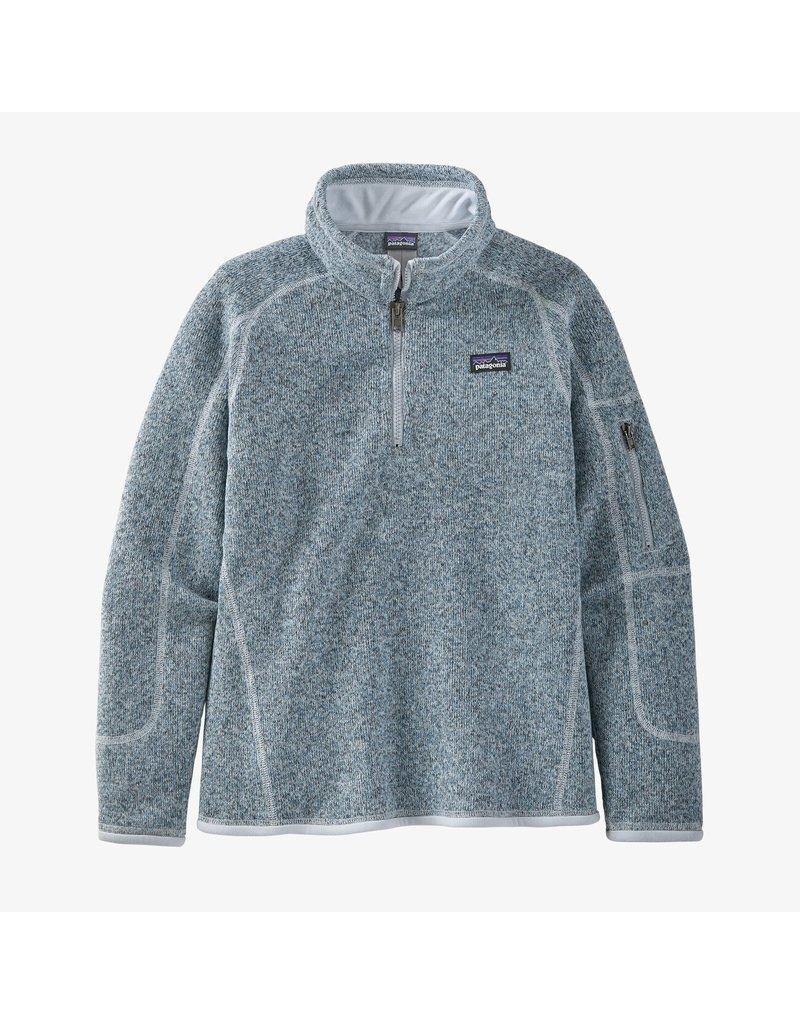 Patagonia Girls' Better Sweater 1/4 Zip