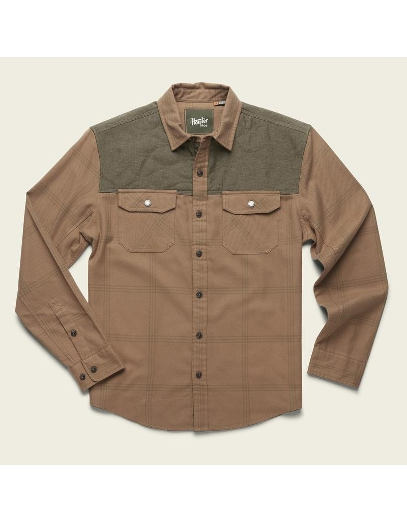 Howler Brothers Quintana Quilted Flannel