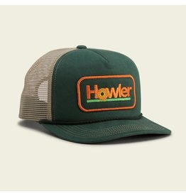 Howler Brothers Structured Snapback