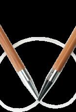 ChiaoGoo ChiaoGoo Bamboo Fixed Circular Knitting Needle