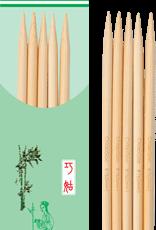 ChiaoGoo ChiaoGoo Premium Bamboo Natural Double Pointed Needles