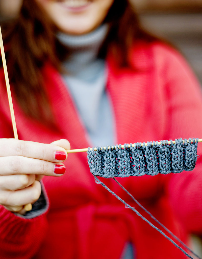 Artisanthropy CLASS: Learn to Knit
