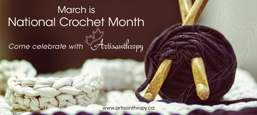 Celebrating National Crochet Month