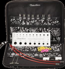 "ChiaoGoo ChiaoGoo TWIST 4"" (10 cm) Tip Set (Small)"