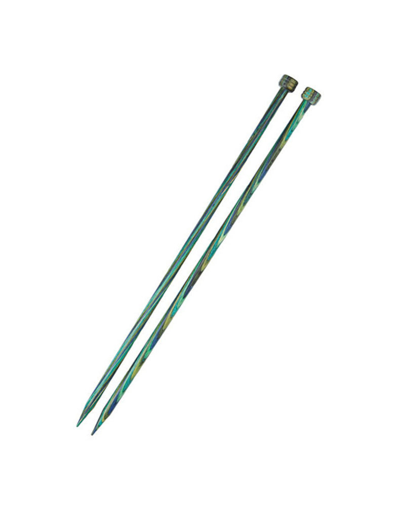 "Knit Picks Knit Picks Caspian Wood 10"" Single-Pointed Needles"