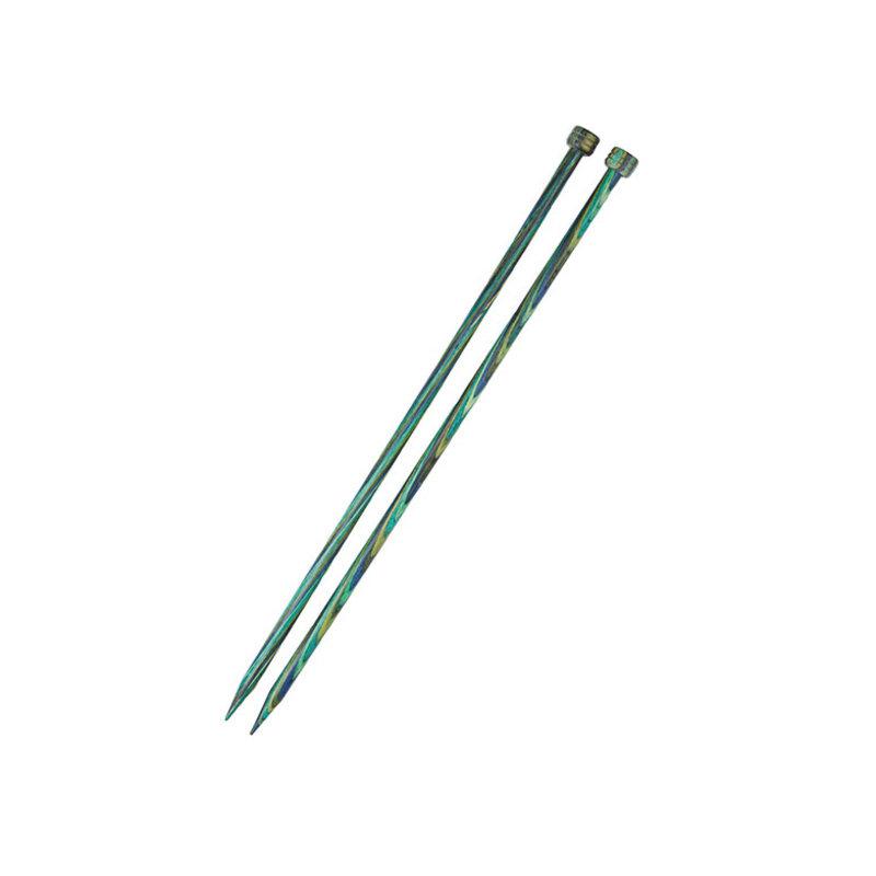 """Knit Picks Knit Picks Caspian Wood 14"""" Straight Needles"""
