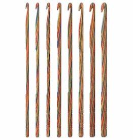 Knit Picks Knit Picks Rainbow Wood Crochet Hook Set