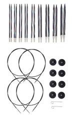Knit Picks Knit Picks Foursquare Majestic Interchangeable Circular Needle Set