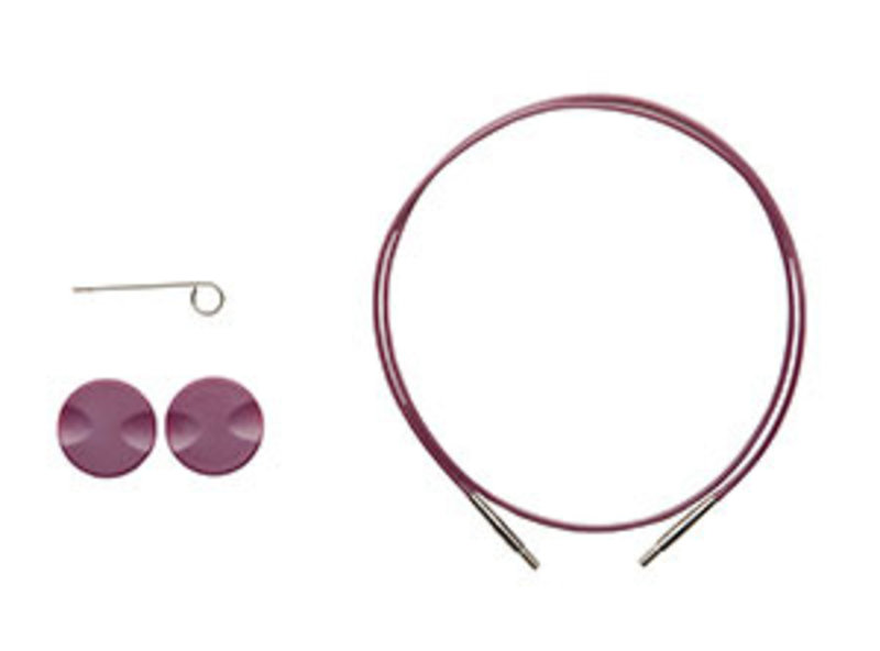 Knit Picks Knit Picks Interchangeable Cable (Purple)