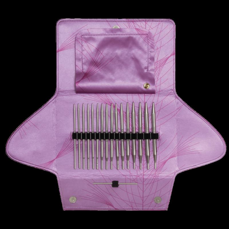 addi addi Click Rocket Interchangeable Knitting Needle Long Tip Set