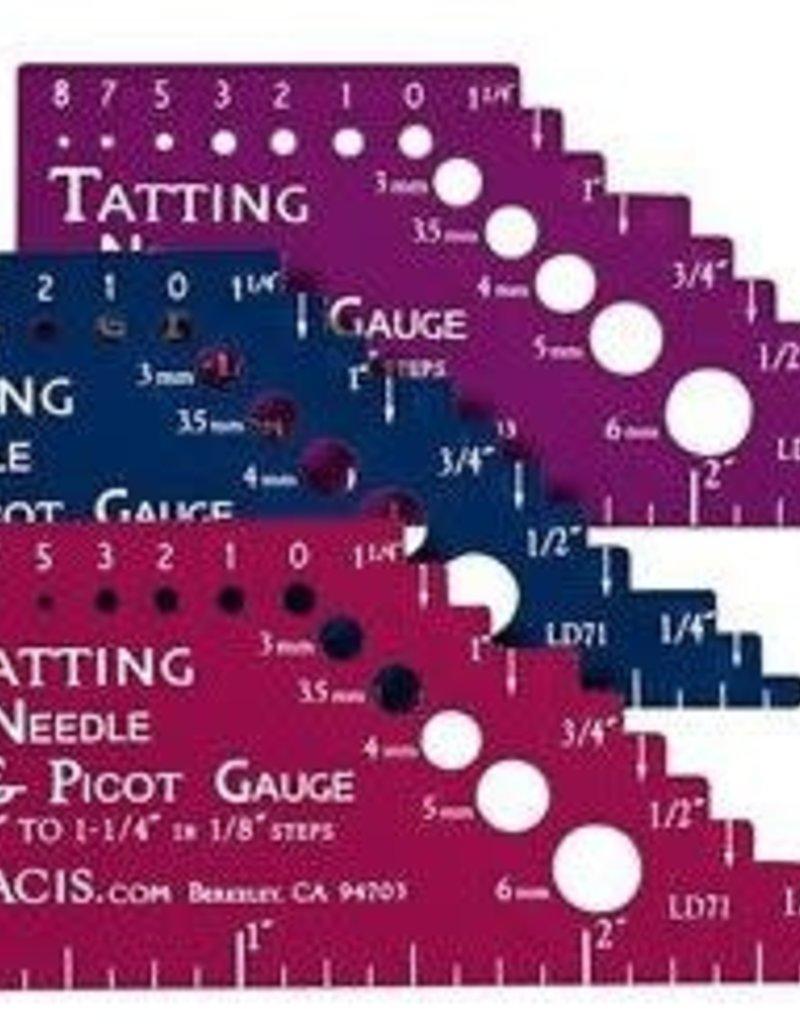 Ultimate Tatting Gauge