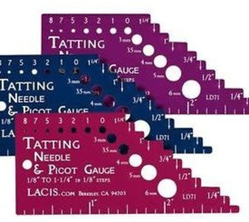 Ultimate Tatting Gauge