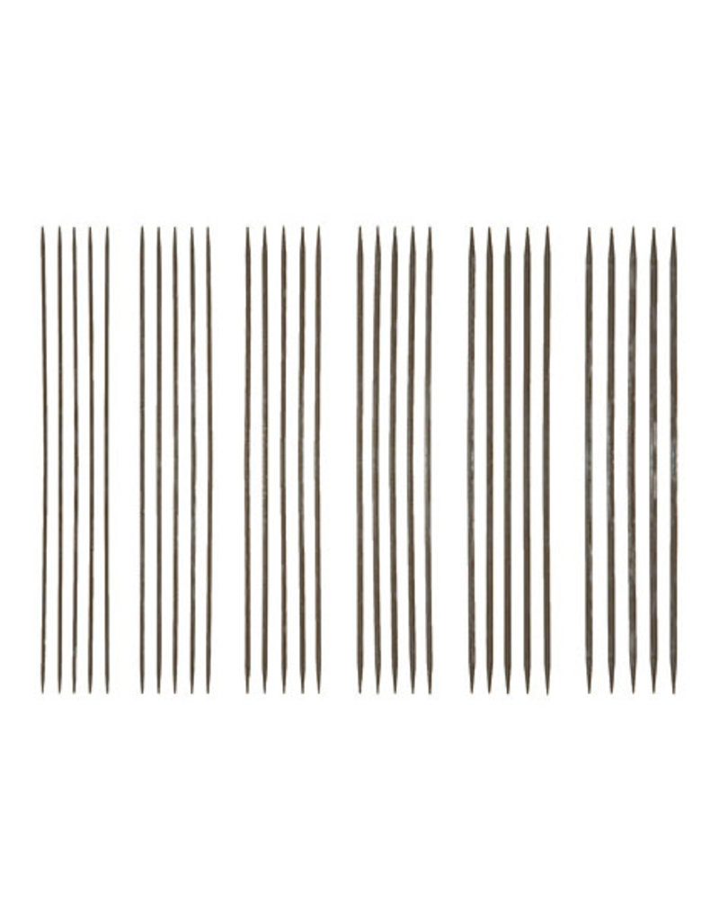"""Knit Picks Knit Picks Nickel-plated 6"""" Double-pointed Knitting Needle Set"""