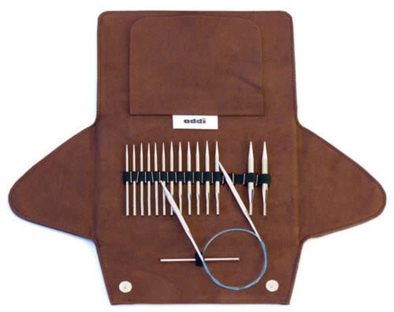 addi addi Click Rocket Interchangeable Knitting Short Tip Set