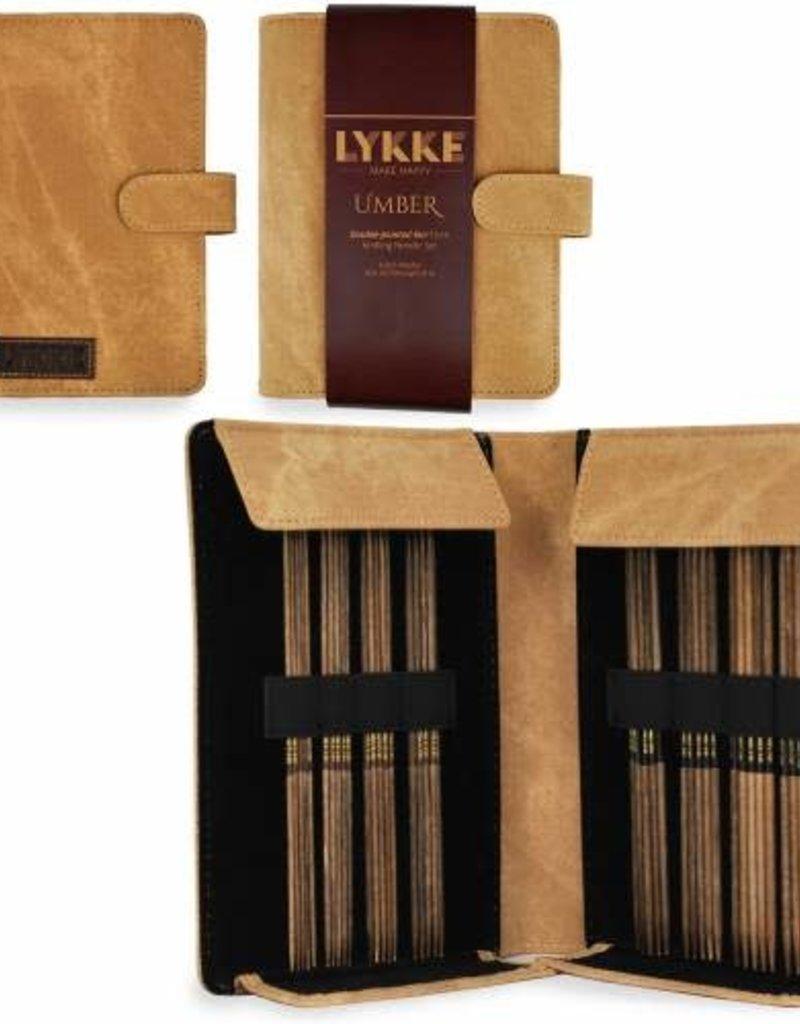 """LYKKE Crafts LYKKE 6"""" Double-Pointed Needle Set"""