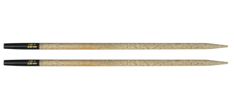 LYKKE Crafts LYKKE Driftwood Short Interchangeable Knitting Needle Tips