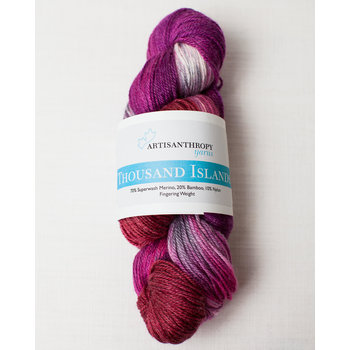 Artisanthropy Yarns Artisanthropy Yarns Thousand Islands - Mystery Skein