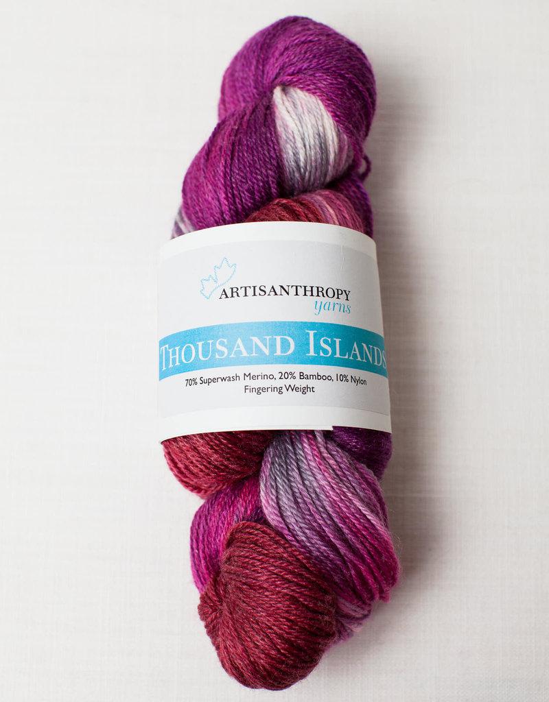 Artisanthropy Yarns Artisanthropy Yarns Thousand Islands