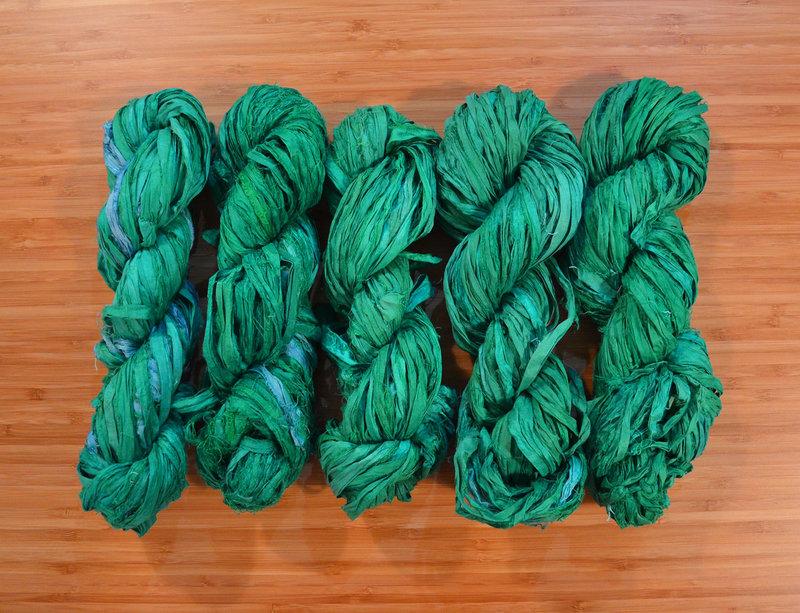 Artisanthropy Yarns Artisanthropy Yarns Taj Silk