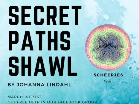Secret Paths Crochet-A-Long